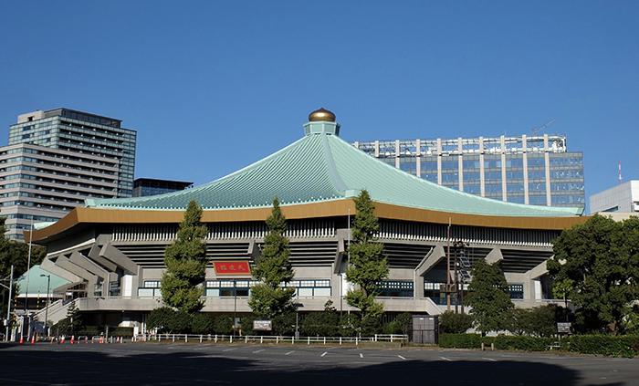 聖地・日本武道館