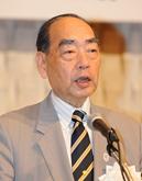 臼井日出男 大会副会長 日本武道館理事長
