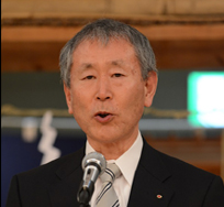 三藤 芳生 大会委員長 日本武道館理事・事務局長