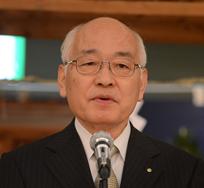 加藤 東陽 第50回展 審査部長