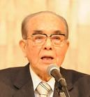 松永 光 大会会長日本武道館会長